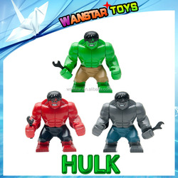 Hot New ABS Material Super Hero Minifigure Building Brick Toys