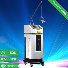 The best rf tube Co2 fractional laser beauty device with vaginal tightening headpiece