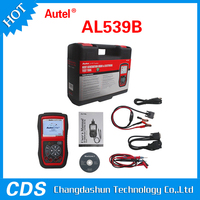 Best Quality NEXT GENERATION Autel AutoLink AL539B OBDII Code Reader & Electrical Test Tool