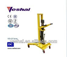 CE Portable Steel Drum Lifter with compact design
