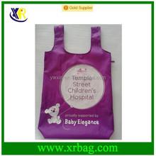 cheap polyester folding bag online shopping