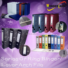 PP 3 Inch Ring Binder PVC A4 Lever Arch File