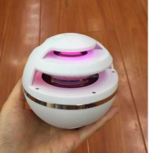 Speaker bluetooth Children's day gift portable subwoofer speakers creative outdoor mini card high quality LED Bluetooth Speaker