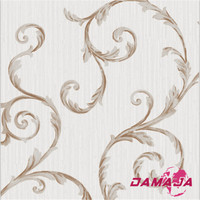 SJ420201 modern new design waterproof vertical stripes vinyl wallpaper for hotel/wallpaper dealers