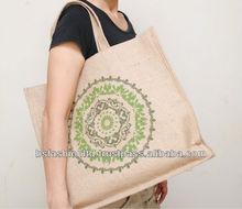 jute fashion eco bag