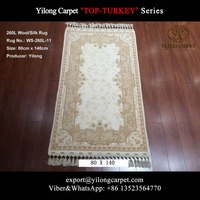 TOP TURKEY 260 Lines wool and silk rug traditional silk rug