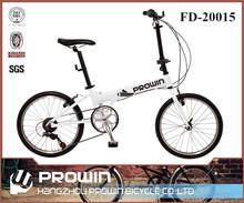 "20"" folding tandem bicycle/folding bicycle folding bike for sale (PW-FD20015)"