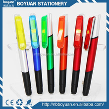 wide and big clip fat body ball pen