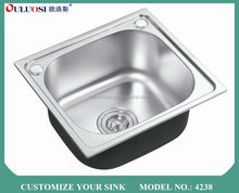 popular Asia fast supplier attractive location:sink stainless steel 4238