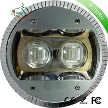 China Shenzhen Manufacturer 2*50W COB Land For Sale LED Grow Light 100W Red:Blue=8:1 From SUNPROU
