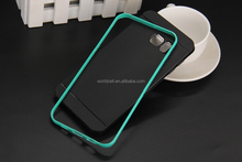 worldcell cell phone case for S6 plus hybrid cover