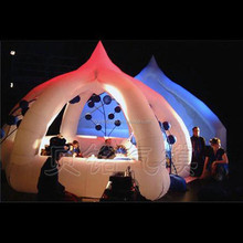 Beautiful Inflatable LED Light Lounge Room