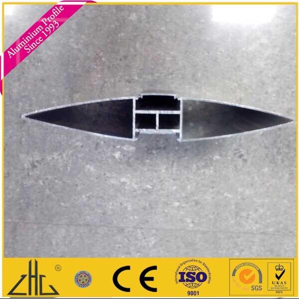 와우! 기계 특별한 모양의 6063 프로파일 알루미늄 압출/ 6063 ...