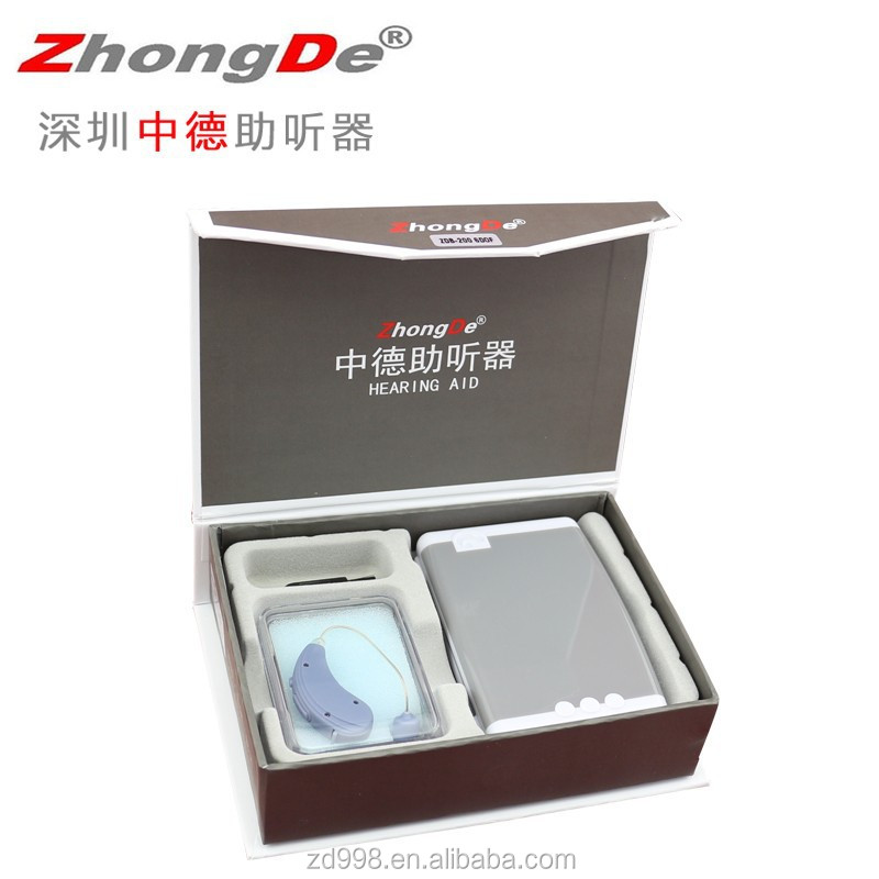 CE&Rohs Hot selling products Digital programmable hearing aid