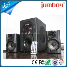 good price bluetooth 2.1 speaker subwoofer, 2.1 USB speaker with bluetooth