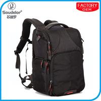 2015 new designer camera bag for photographer, fashion photo backpack