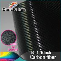 Car Wrap Vinyl 3D Carbon Fiber Car Sticker Vinyl Car Body Sticker