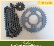 Best Price Motorcycle Chain Sprocket Kit