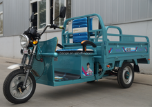 2015 Cargo truck tipper electric tricycle