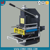 TJ-368 Hot stamping machine for plastic packaging