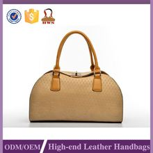 Europe Korea Fur Satchel Tote Trend Lady Cheaper Handbag with OEM and ODM Factory Directly Audit PU Leather Women bags