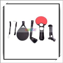 Video Game 6-in-1 Sports Kit For PS3 Move