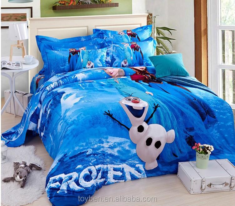 frozen bed sets 28 images new girls disney purple blue frozen comforter bedding disney s. Black Bedroom Furniture Sets. Home Design Ideas
