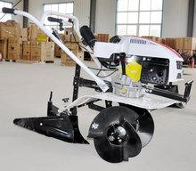 El cultivo del banano tractor cincel arado jardín ara rotary arado para motocultor