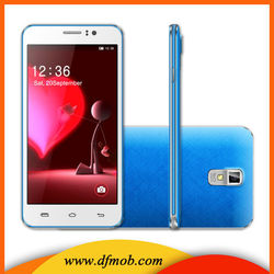 5.5 Inch QHD IPS Screen 3G Mtk6572 Android 4.4 Itel Mobile Phone A7