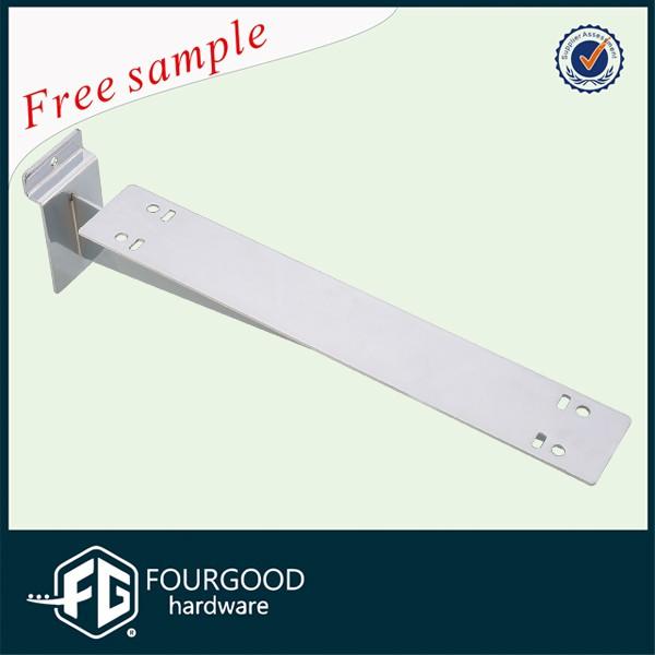 금속 부동 유리 선반 지원 브래킷 Fourgood 하드웨어-브라켓 -상품 ...