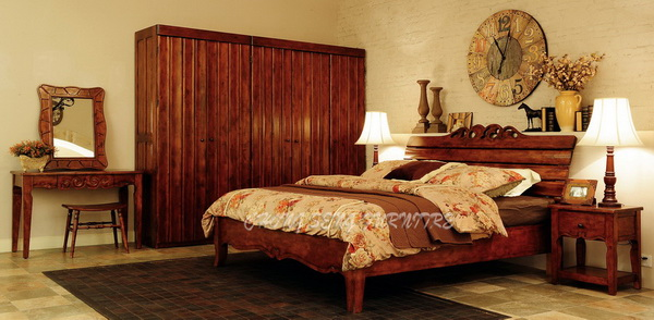 Contemporary Bedroom Furniture Sale 100 Solid Wood Luxury Beds With