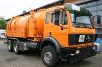 Mercedes SK 2629 Sewage truck