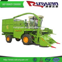 Hot China Products Wholesale 2 Rows Corn Combine Harvester