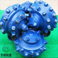 forging Processing Type and Well Drilling Use 9 1/2'' 244mm drilling bit oil and gas exploration