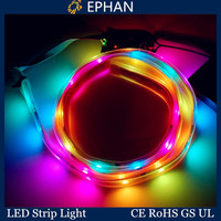 Ephan ws2812b 5050 30led 5V addressable digital led strip