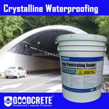 Crystallization Concrete Waterproofing