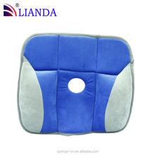 Multifunctional massage office car orthopedic seat cushion