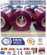 ppgi/ppgl coil cheap price good quality secondary prepainted galvanized steel coil