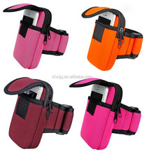 Cycling Sports Running Wrist Pouch cell Mobile Phone accessory Arm Bag Wallet Cover Case For Iphone 5/5S