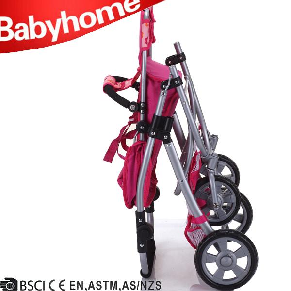 Pram stroller baby doll stroller with carrier view baby stroller