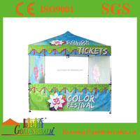 Waterproof Canopy Exhibition Event Marquee Gazebo Folding Marketing Tent