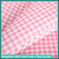 Eco-friendly high quality PVC coating polyester printed waterproof oxford cloth for storage box