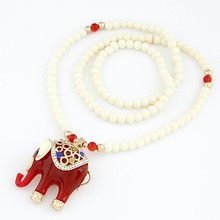 ODM/OEM Jewelry Factory elephant necklace, elephant jewelry, animal shaped jewelry