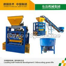 Qt4-24 bloque hueco máquina manual de la máquina de ladrillo moldeado