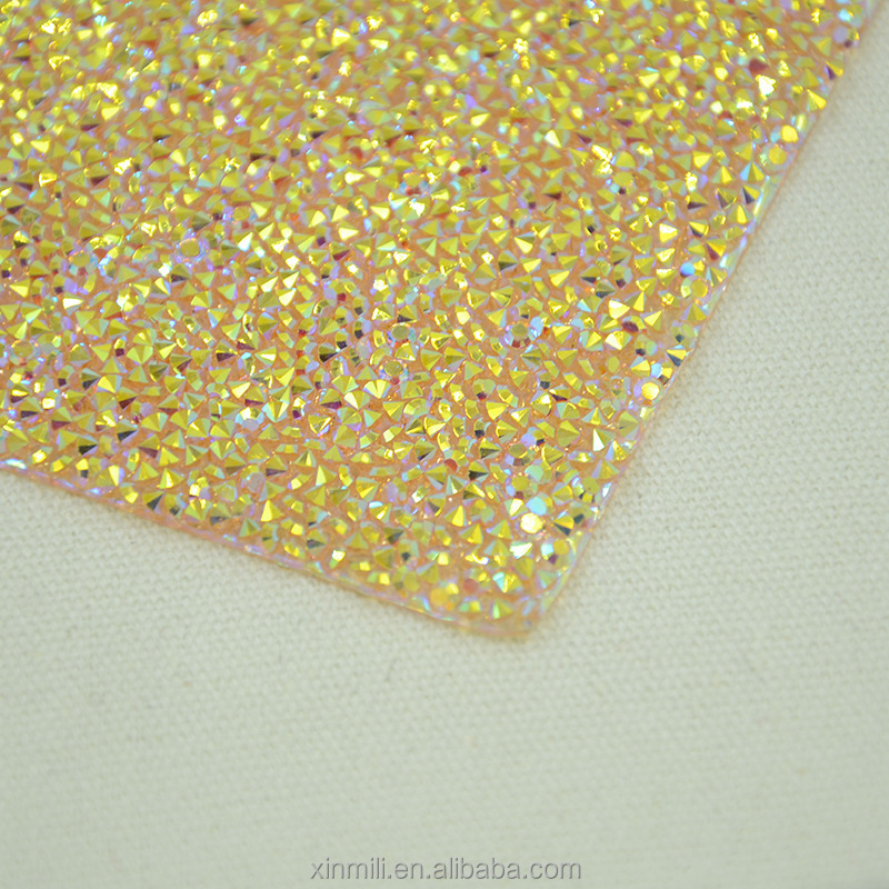 wholesale crystal resin ab rhinestones self adhesive sheet. Black Bedroom Furniture Sets. Home Design Ideas