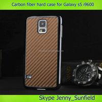 phone case carbon fiber back cover case for samsung s5 s4 s3,for samsung galaxy s5 cover hard ,for samsung galaxy s5 case