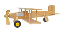 2015 year china suppliers FSC&ISO9001&SA8000 hot selling handamde diy children's wooden educational plane toy for wholesale