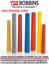 Ring Spinning Bobbin for Hole perforation for special Yarn ymi