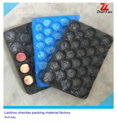 Professional fruit and vegetables plastic tray for wholesales