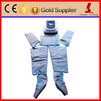 2 in 1 lymph drainage infrared heated shape body suits